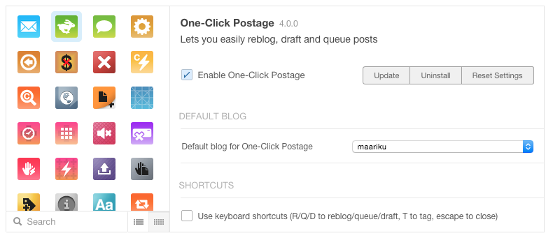 One Click Reblog Not Working · Issue #76 · new-xkit/XKit · GitHub