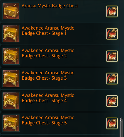 Question about Dragon Trader Junsorei (Mystic Badge Exchange