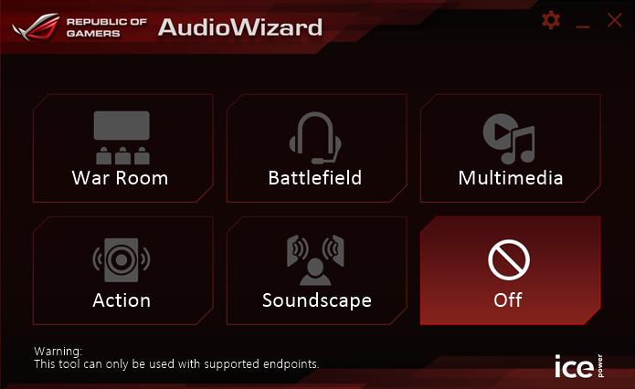 audio wizard asus download windows 8.1