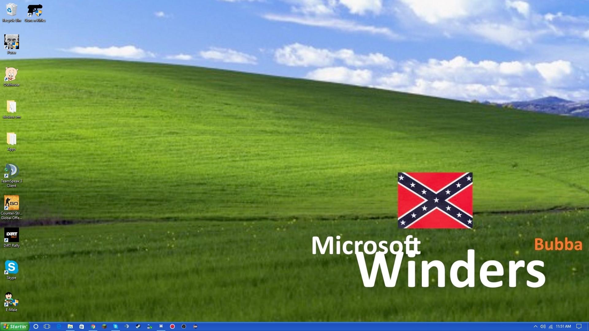 how to make windows 10 look like windows xp classic