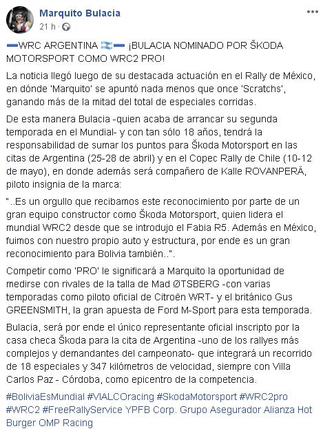 World Rally Championship: Temporada 2019 - Página 16 873a2489e9ecb23a16d3d596d795d909