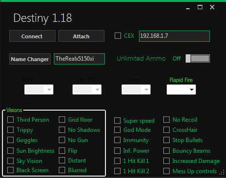 picture of the tool - fortnite rtm tool