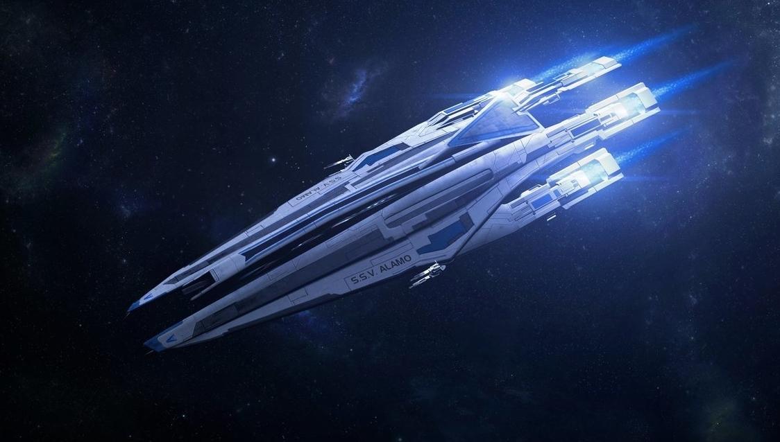 Systems Alliance Alamo-class Destroyer 8791c87b71ac40016dbe9cfa52a75fe0
