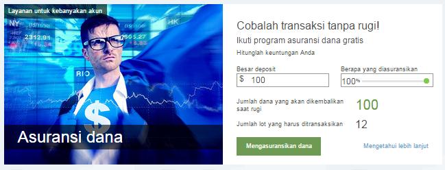 Forex indonesia gratis tanpa deposit
