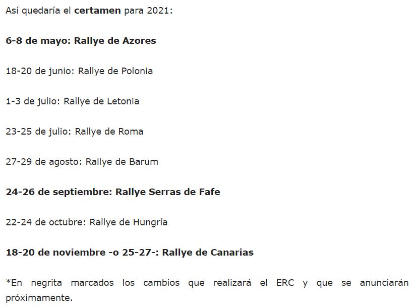 FIA European Rally Championship: Temporada 2021 - Página 2 87bcbfcb823b5c0e92f603b3bc52521c