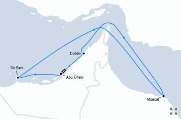 Guarda le offerte crociere Emirati Arabi e Oman!