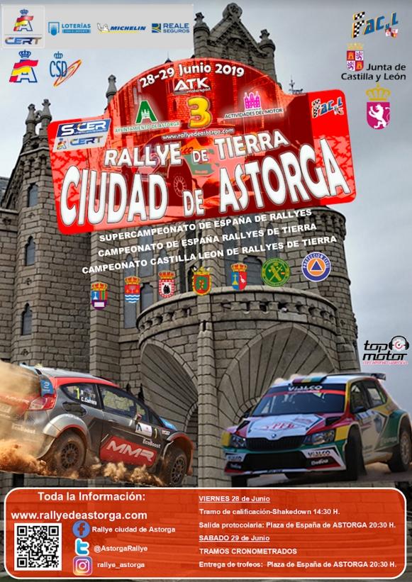 SCER + CERT: III Rallye de Tierra Ciudad de Astorga [28-29 Junio] 87c6a0b3c0a7fb7af25ab31ef6fae549