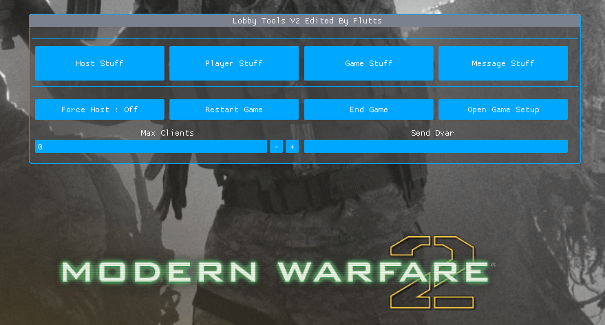 Discuss] [Preview] Lobby Tools V2 Edited By Flutts
