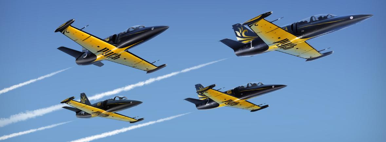 полетать на Л-39 за 45 000 р.