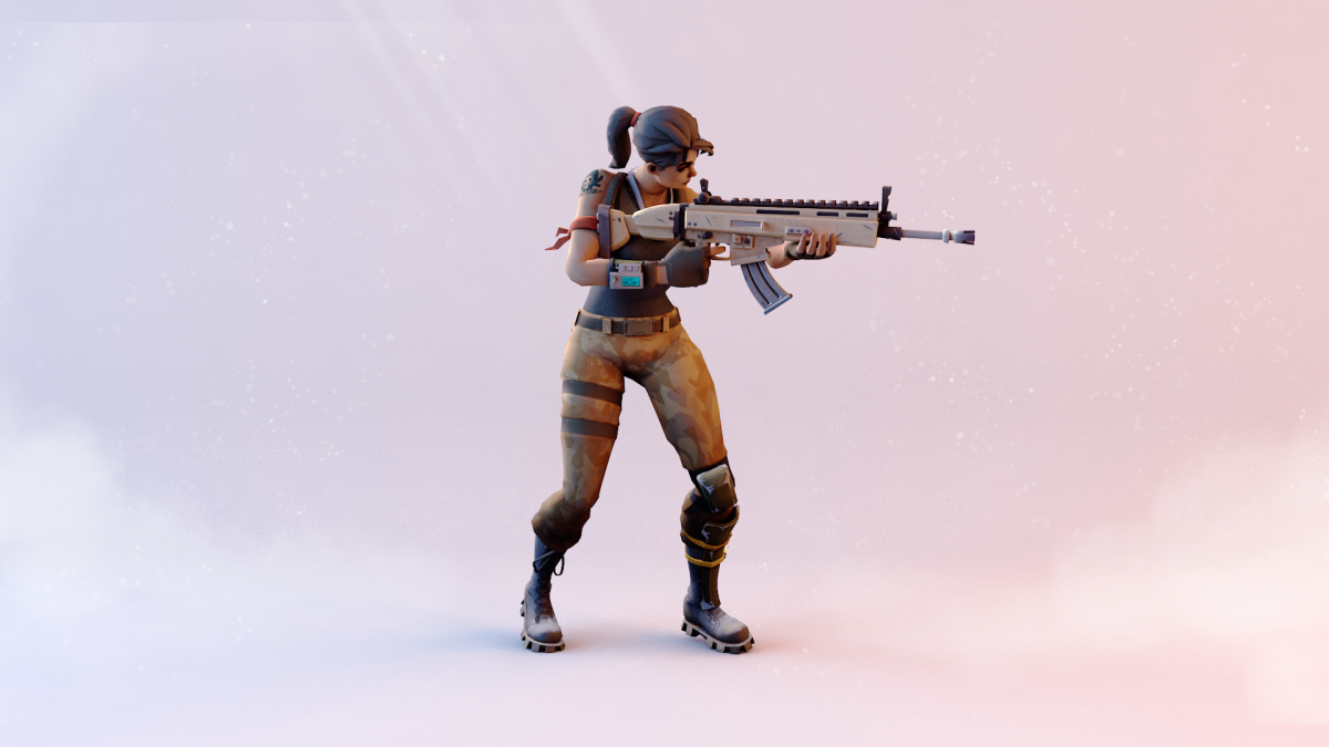 $10 Custom Fortnite Renders (and animations) | MC-Market
