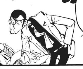 arsene lupin the third manga
