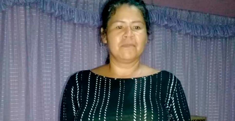 Promueven campaña de recaudación a favor de madre con cáncer en Pueblo Nuevo
