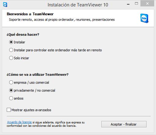 Instalación y uso de TeamViewer [TUTORIAL] 8c5e95f6ec298bb7b526c5420e0a1f2c