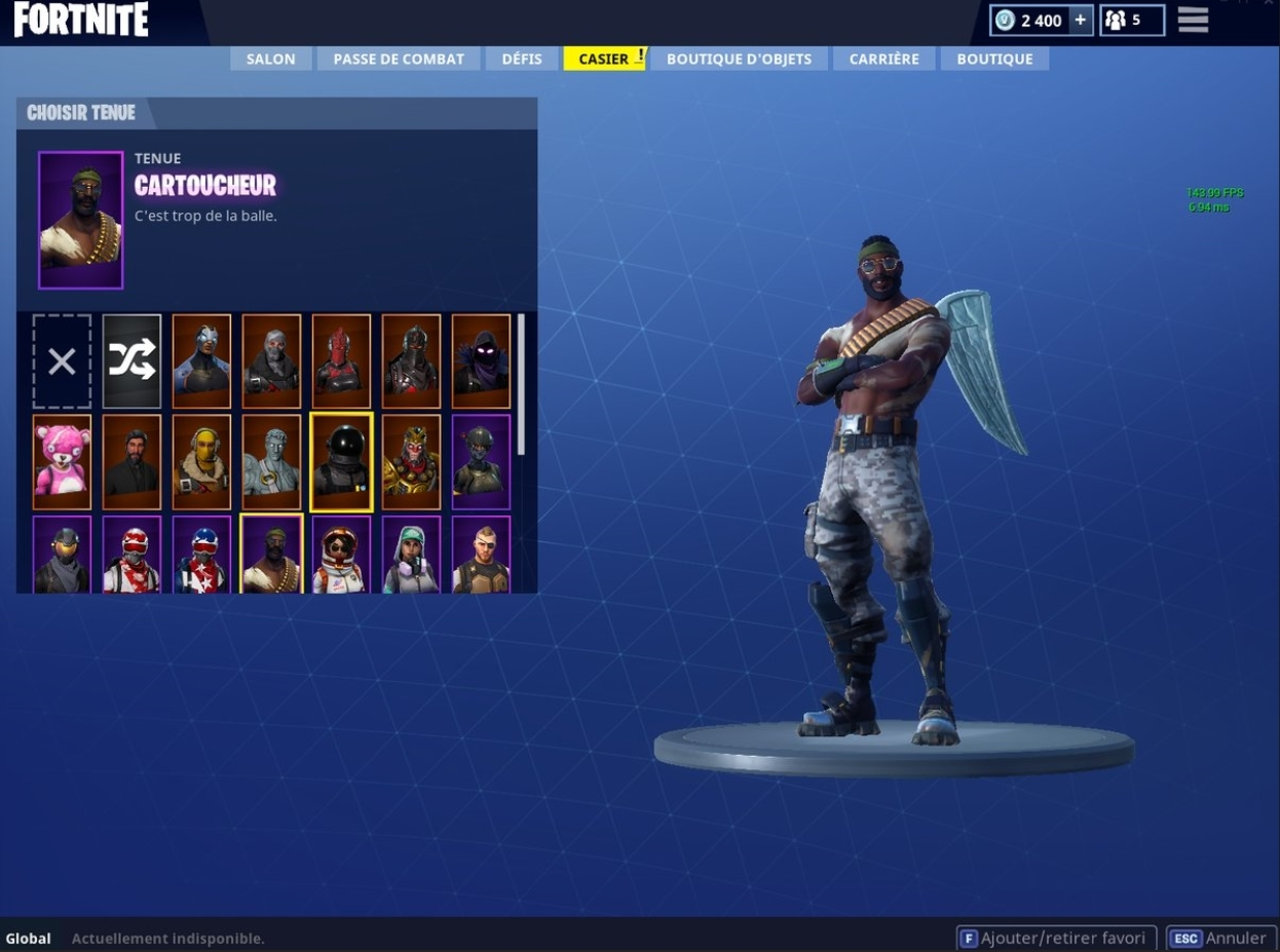 Selling Stacked Fortnite Account ๑ Red Knight Black Knight ๑ 35