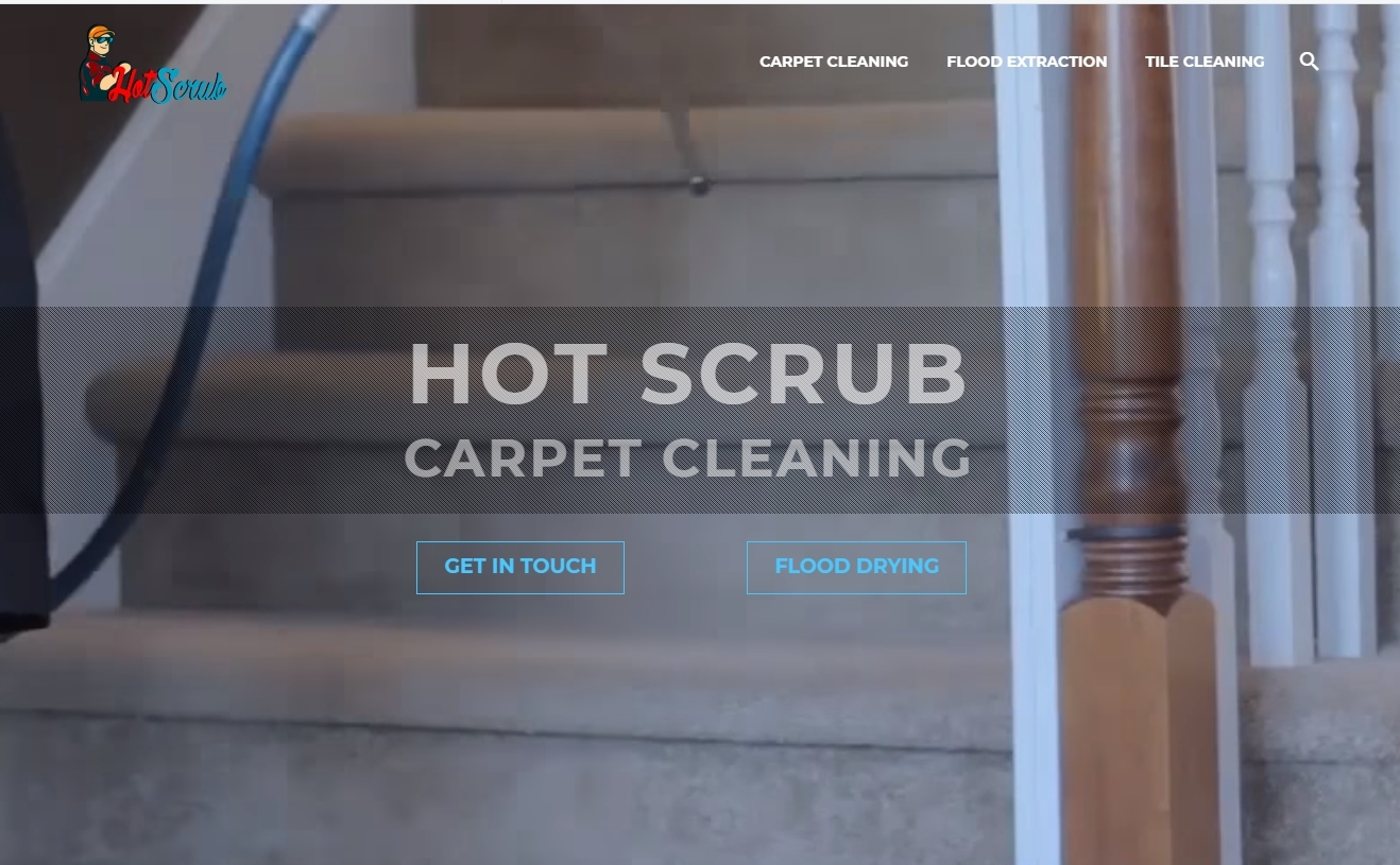 Visit Hot Scrub Carpet Cleaning...