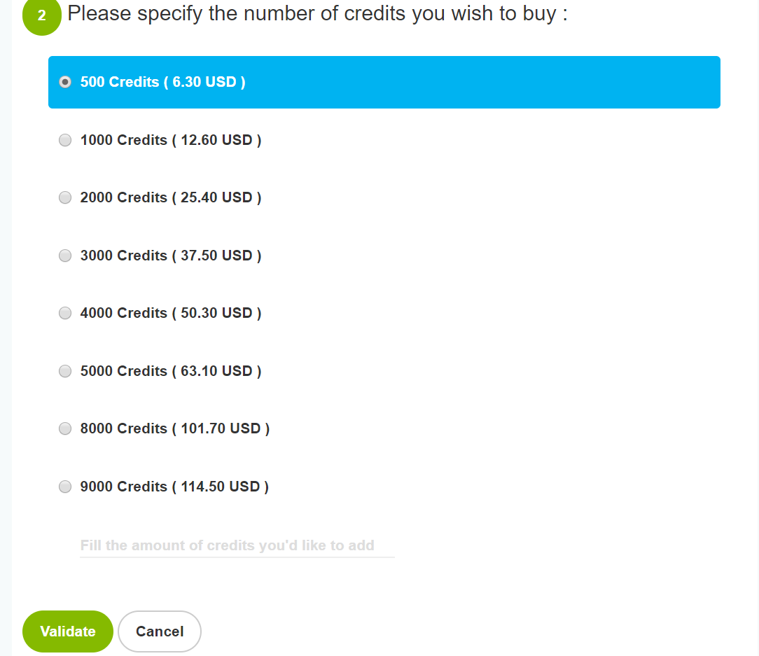 Can we use Current Credits 8ee604023ce14552542e1d26f535c558