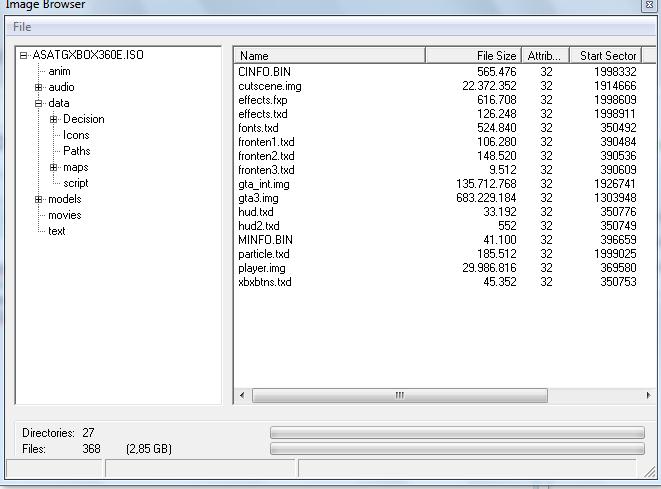 GTA SA Xbox ISO modding    Se7enSins Gaming Community