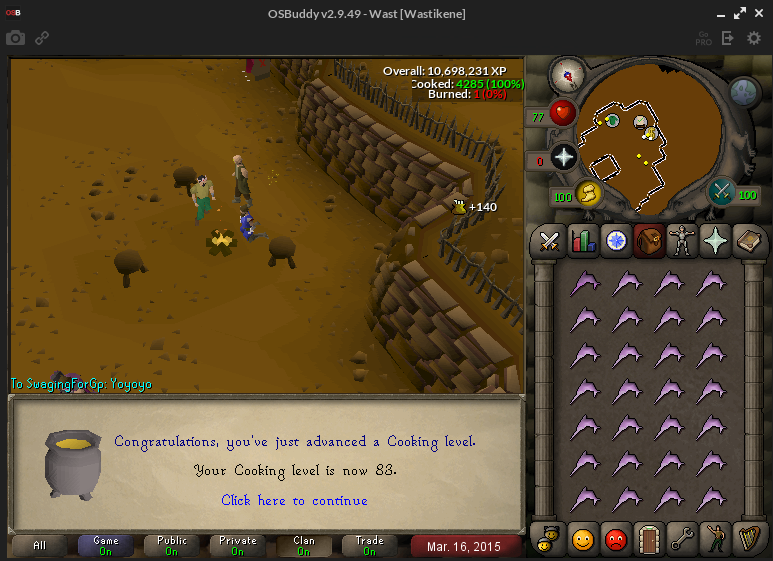 [07] Wastikese Noob skillz | 80/99 Cooking | 84/90 STR - Page 2 90aa7495a7f4676f6767d28c05c8f0e7