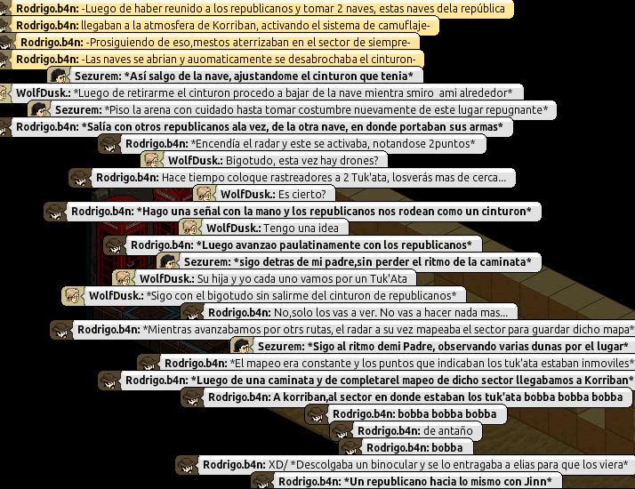 Registro de Acontecimientos - Página 22 90e5df87d3f1951c3ee9f1f9ded24640