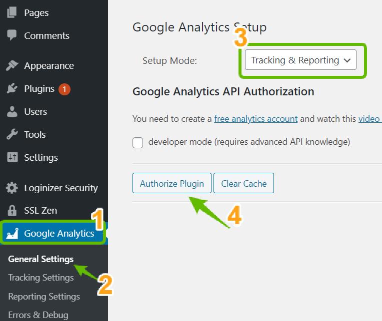 Panduan Lengkap Pasang Google Analytics di WordPress untuk Pemula (2020) 11