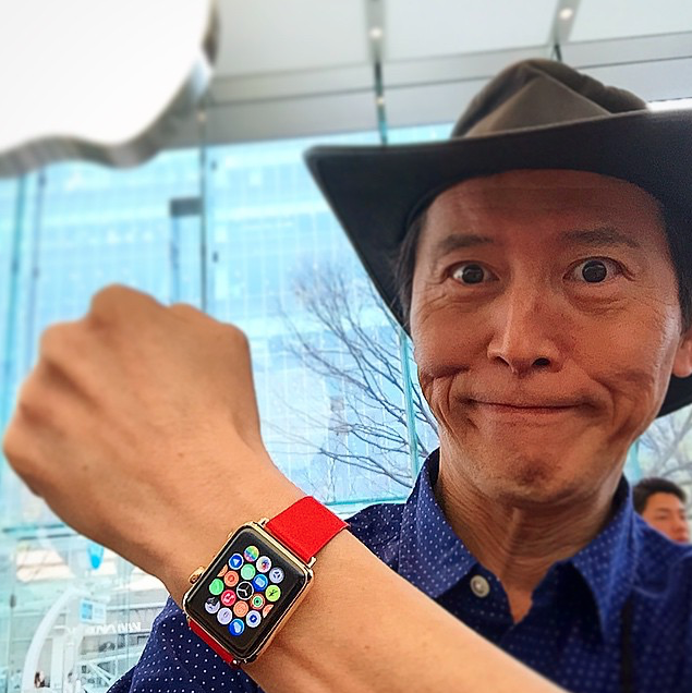 AppleWATCH Edition 試着レポート 8
