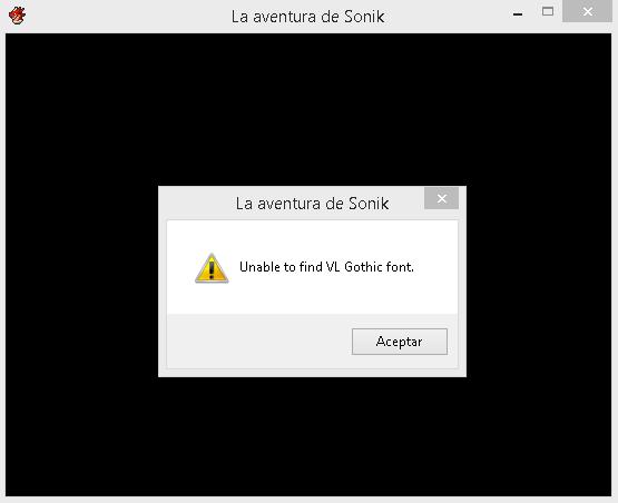 """[ACE]Como solucionar error """"unable to find VL Gothic font"""" 939eebfe3dc1e58880b613bd8464e7e1"""