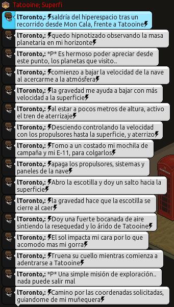 [Diario Médico] Tor'to Vibrion 93baf734e4ccd762c3c6fd72abe2597d