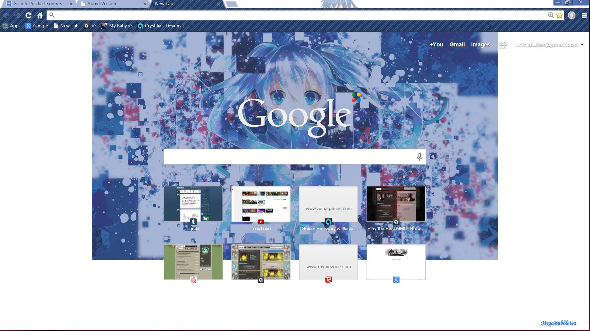 Google Chrome Scaling/Resolution Incorrect - Google Chrome Help