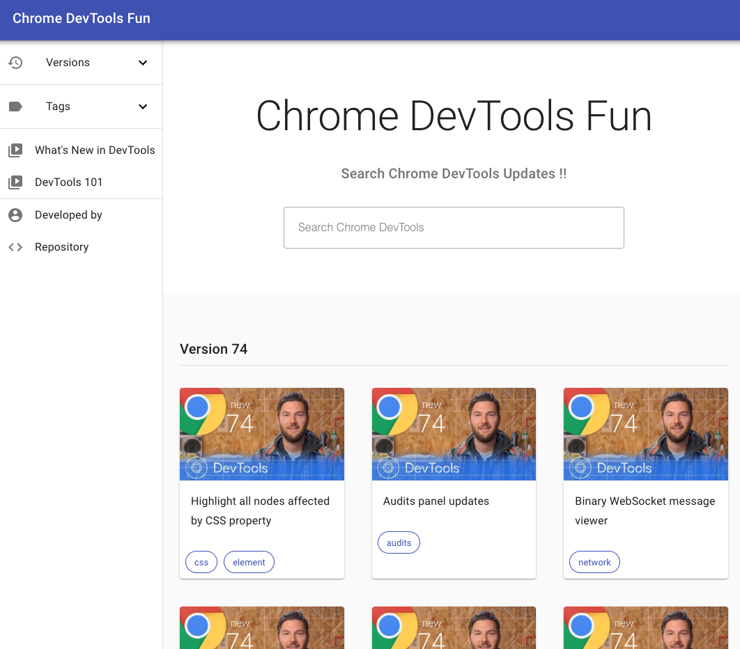 What's new in Chrome DevTools 2019
