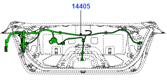 Does Anyone Have A Trunk Wiring Diagram Focus Fanatics Forum