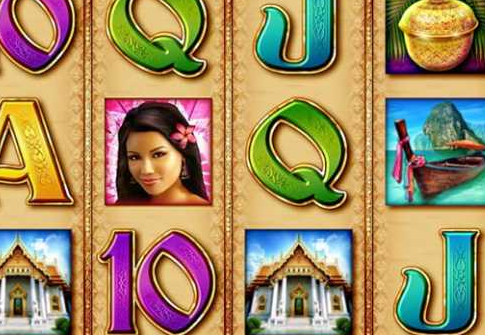 Thai flower online slot