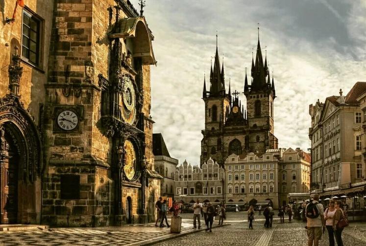 Что и где посмотреть в Праге