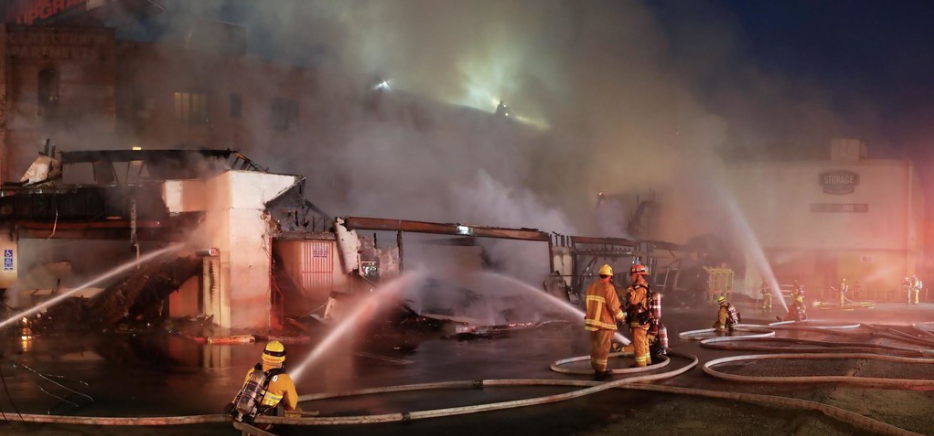 Business loss from a fire can be prevented by electrical system inspections