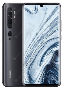Xiaomi Mi Note 10 (CC9 Pro) 108MPペンタカメラフォングローバル版 オンラインスマートフォン - ブラック 世界初の108MP Xiaomi(Mi Note 10)ペンタカメラフォン:6.47インチ4G Phablet 6GB RAM 128GB ROM 高速充電可能5260mAhバッテリー