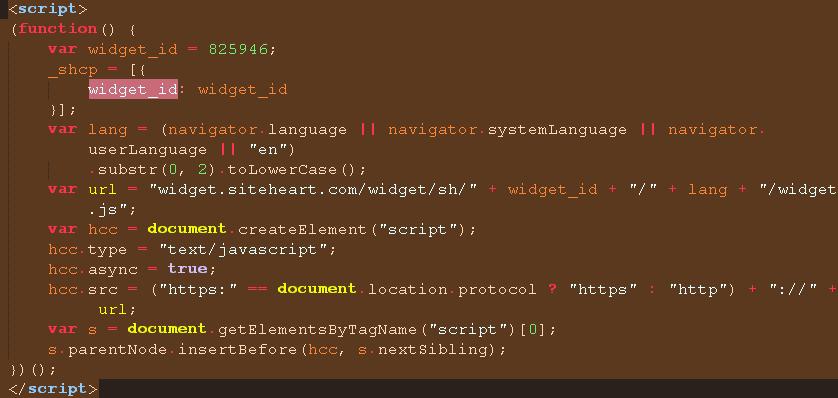 JavaScript с неподсвеченными элементами