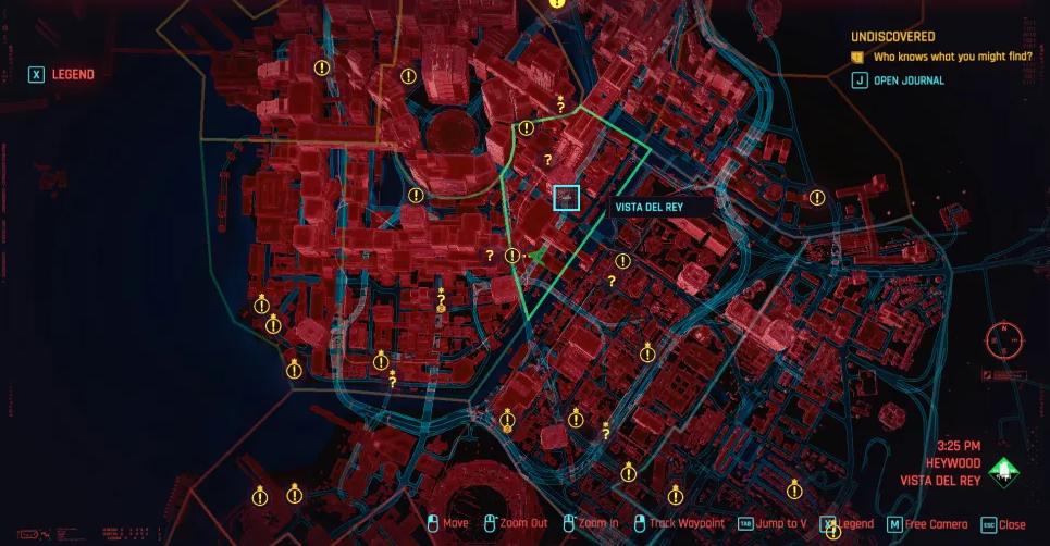 cyberpunk 2077 skippy smart gun pistol location