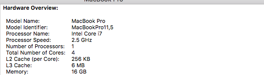 MacBook Pro CPU getting slow  Looking to upgrade, please