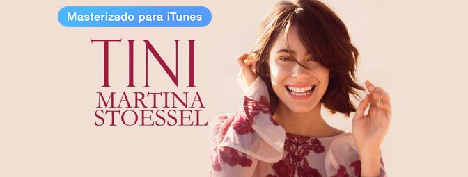 TINI - TINI (Martina Stoessel) [iTunes Plus AAC M4A] (2016)