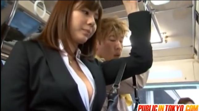 麻美ゆま:痴漢の捜査官の女が犯されてガチイキw