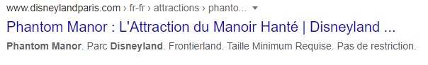Collection des bourdes de Disneyland Paris - Page 9 9aabd74c702d53a36b444ccc9695073e