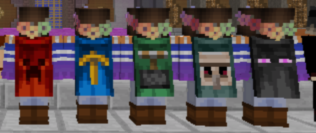 Suggestion Make ALL Of Our Associated Minecraft Accounts Clickable - Minecraft namemc capes
