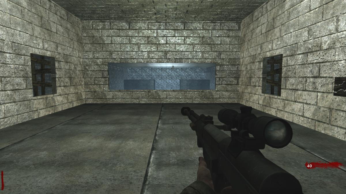 Sniper Challenge Map