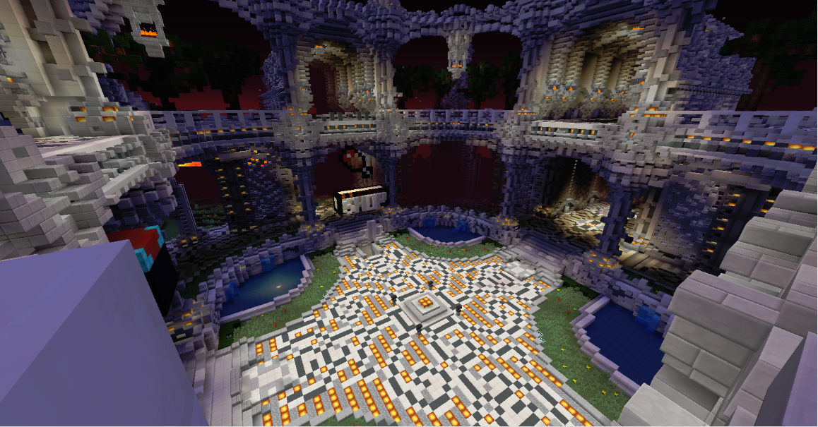 Factions Server Advice? (Rate my Hub) (Ideas) (Name