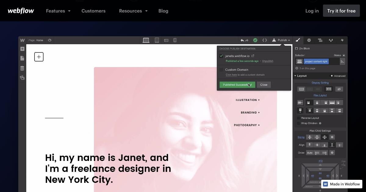 Webflow 画像1