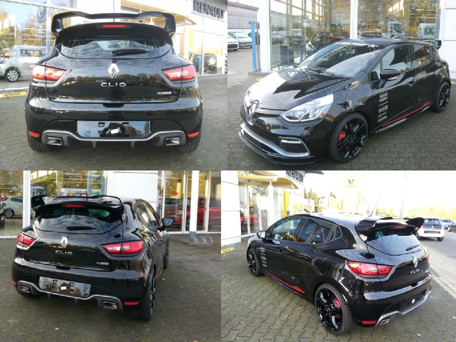 renault clio rs 200 cup spoiler newbies oz renault sport. Black Bedroom Furniture Sets. Home Design Ideas