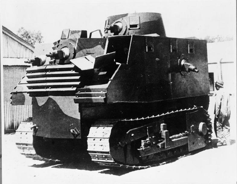 Les armes insolites de la Seconde Guerre Mondiale 9dde2d2a123062a5d93da1d6641498fc