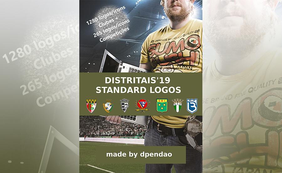 Dpendao'19 Logos Distritais Portugal