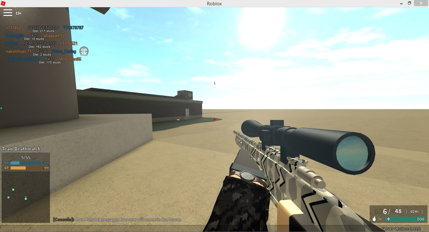 external crosshair v3 by master131 скачать