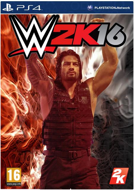 "WWE 2K16 : Les covers ""FanMade"" 9f5d29c0bdb6bc319d4125292b77138d"