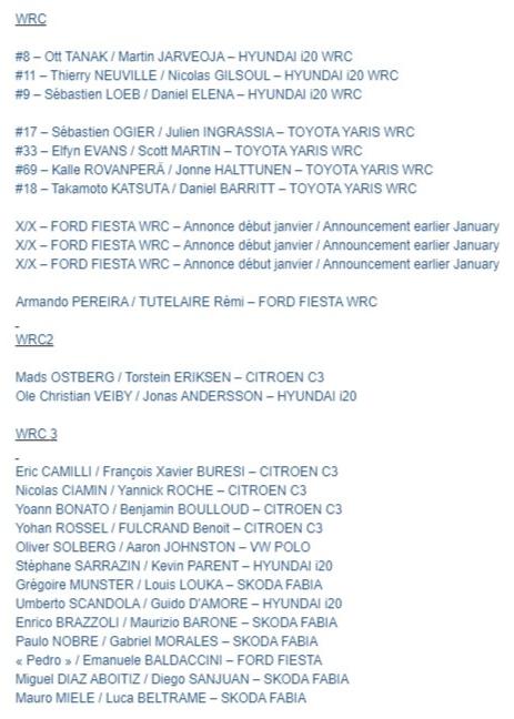 World Rally Championship: Temporada 2020 A086e42881743c3b797ccdc205fc4b49